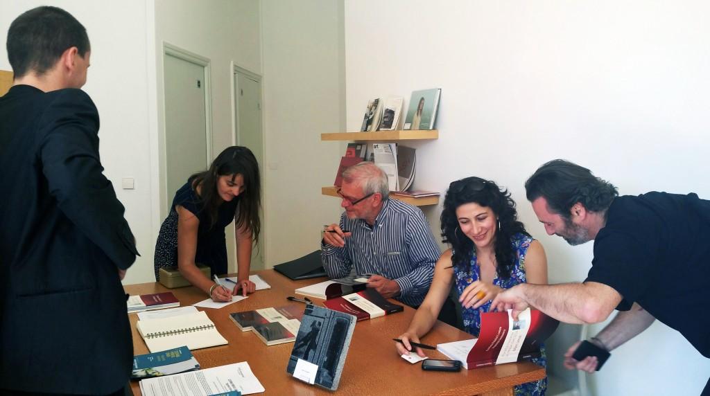 Signature Marc Estefania