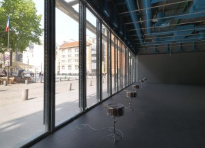 Anri Sala, Centre Pompidou, 2012 — Crédit photo Ph.Migeat
