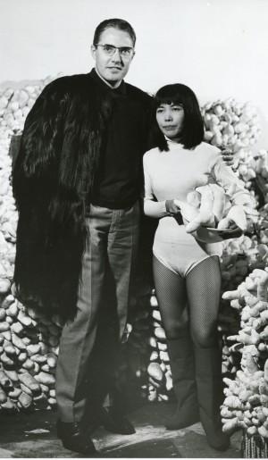 1965_Art_Ecole de NY_JA-Yayoi Kusama_Atelier_img191