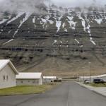 Hyperboréal, Islande 2015 Dimensions  (le paysage) 50 x 60 cm