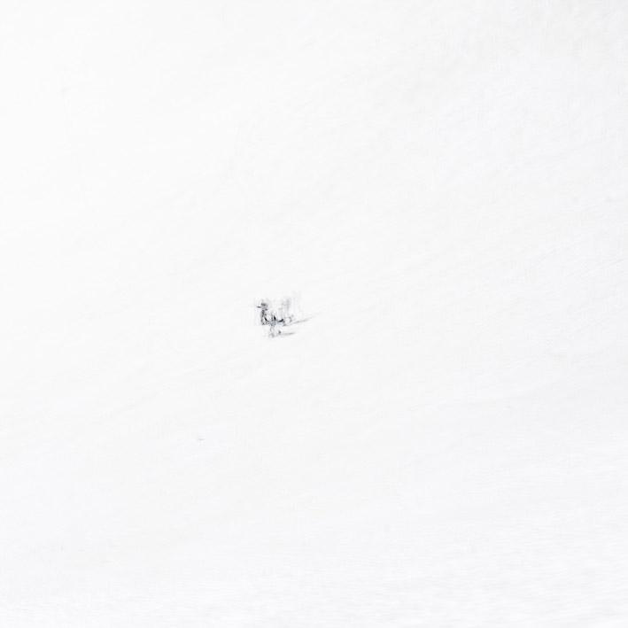 © Eric Bourret - walk - Carnet de marche - France la Grave 2014
