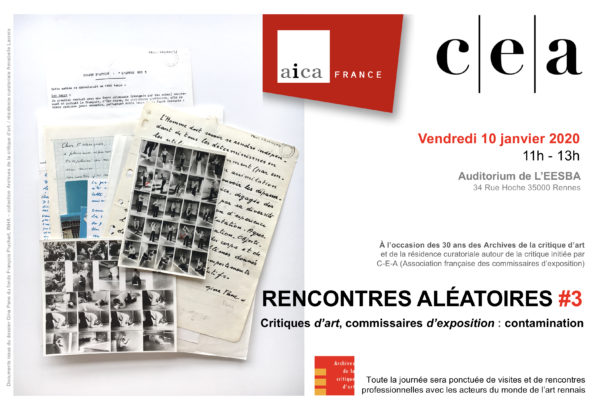 Rencontre Aléatoire #3 – Rennes