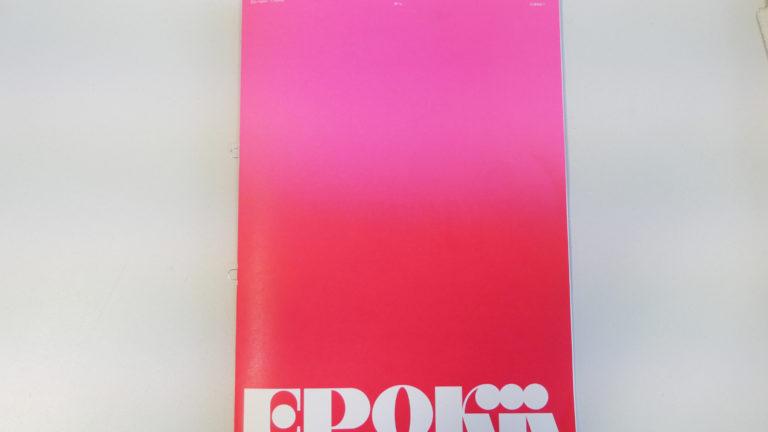 Epokä n°0 cahier 1
