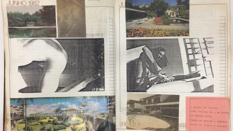 """""""Caderno de referências I"""" (1980 - 2000), Hudinilson Jr."""