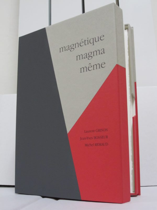 Magnétique magma même