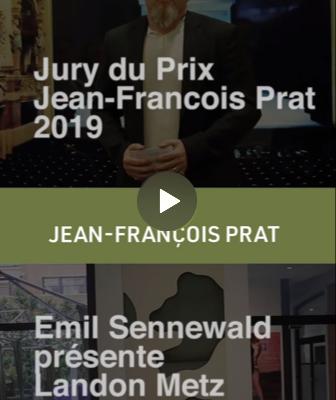 Vient de paraître: plaidoirie devant le jury du Prix Jean François Prat 2019 en vidéo