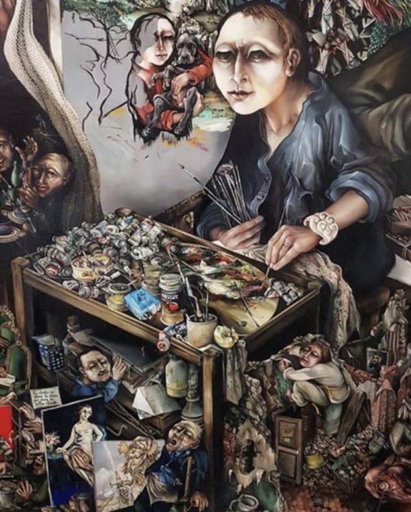 Recherche d'œuvre de Martine Doytier