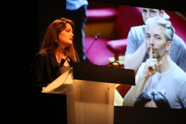 Prix AICA France 2020 : Marie Chênel présente Ève Chabanon