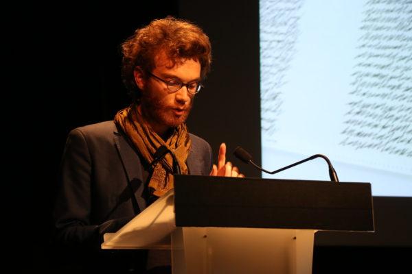 Prix AICA France 2020 : Henri Guette présente le rapport entre Art & écriture