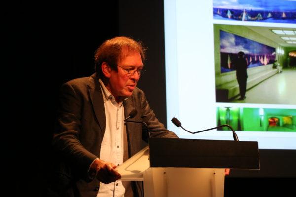 Prix AICA France 2020 : Bernard Marcelis présente Marin Kasimir
