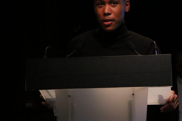 Chris Cyrille remporte le PRIX AICA France de la Critique d'Art 2020