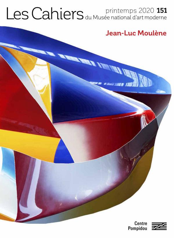 Les Cahiers du Musée national d'art moderne, n° 151, printemps 2020  – Numéro monographique : Jean-Luc Moulène