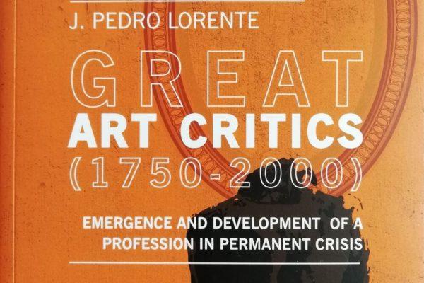 WEBINAIRE – UNE NOUVELLE PANORAMIQUE DE L'HISTOIRE DE LA CRITIQUE D'ART