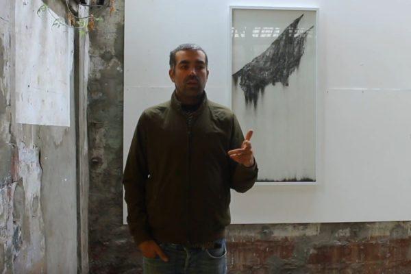 Entretien avec Nicolas Daubanes / exposition ORCA