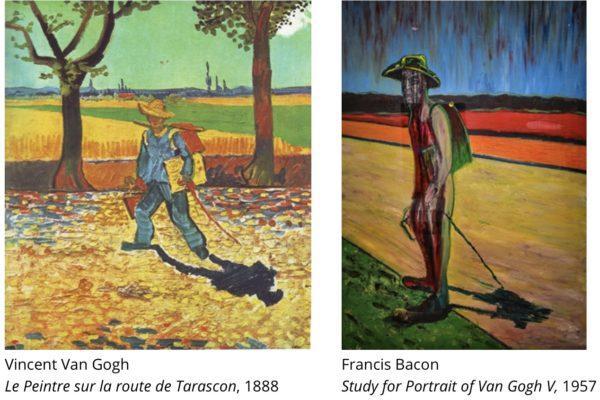 Bacon : «La suite Van Gogh»