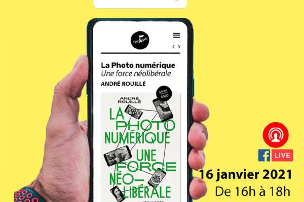 Conférence-débat : La photo numérique et son rapport au temps