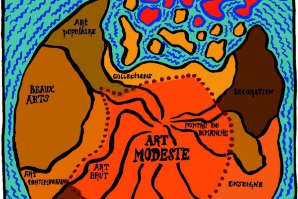 Bourse de recherche sur l'art modeste