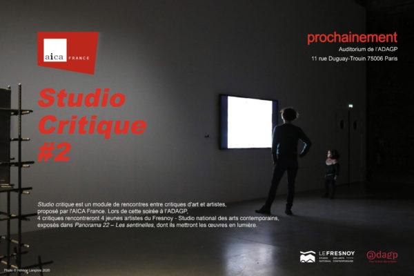 Studio Critique #2
