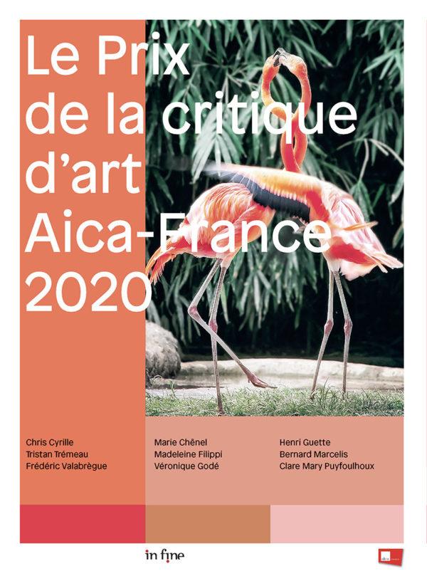 Le livre du Prix AICA France de la critique d'art 2020
