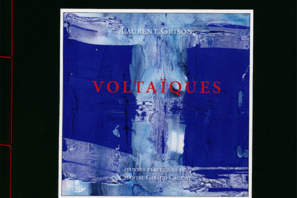 Voltaïques, un livre de Laurent Grison