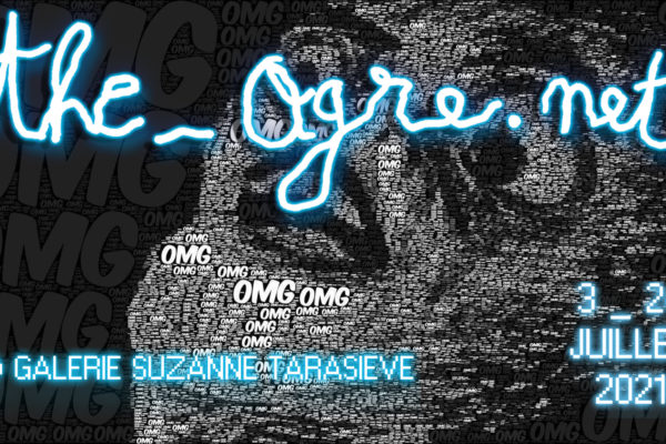 the-ogre.net à la Galerie Suzanne Tarasiève
