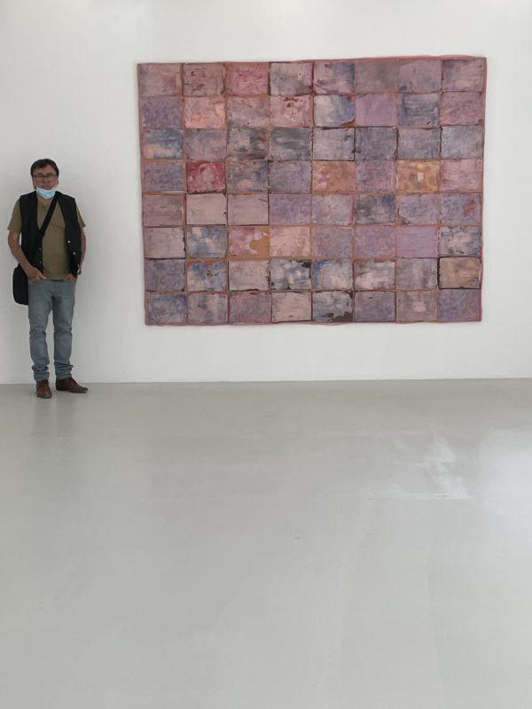 Yan Pei Ming, Mimosa Echard, Théo Mercier etc. Collection Lambert