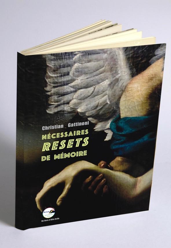 Lancement d'une souscription pour mon essai «Nécessaires resets de mémoire» aux éditions AREA