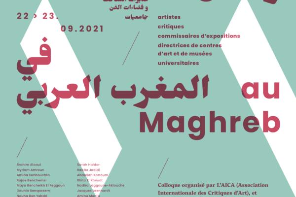 Les femmes et l'art au Maghreb