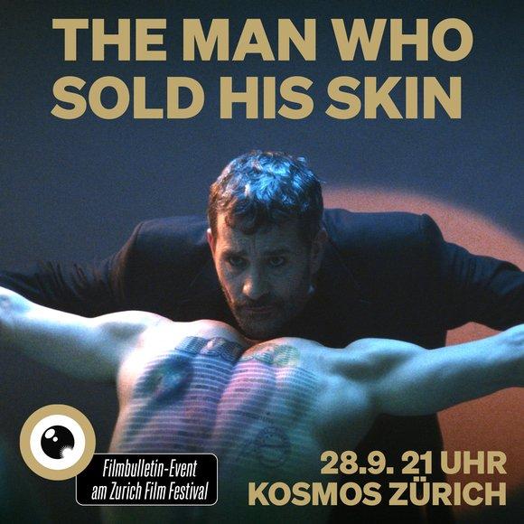 Éthique et art: Discussion à propos de « The Man Who Sold his Skin»