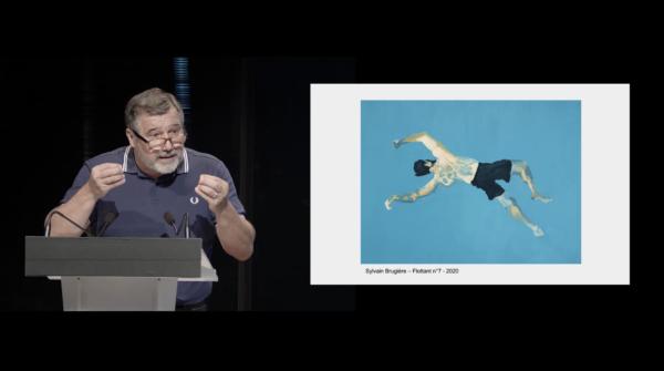 PRIX AICA 2021 : Guy Boyer présente  l'artiste Sylvain Brugière