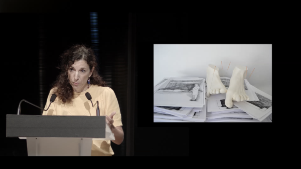 PRIX AICA 2021 : Vanessa Morisset présente  l'artiste Anaïs Ang