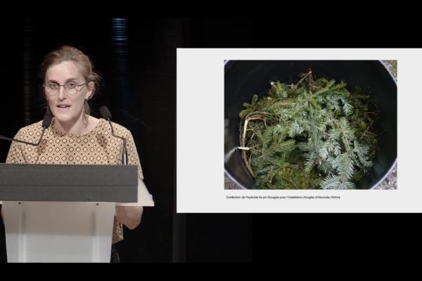 PRIX AICA 2021 : Leïla Simon présente  les artistes Atsunobu Kohira et Claire Colin-Colin
